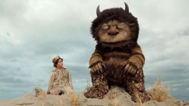película donde habitan los monstruos