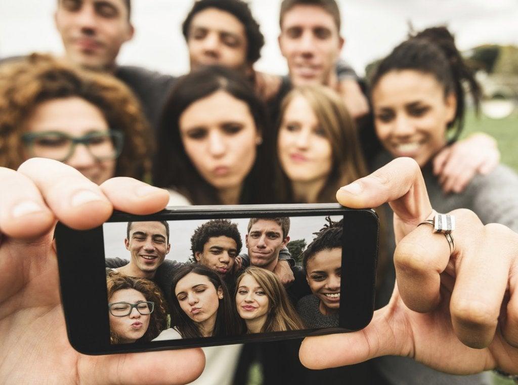 selfie-colectivo