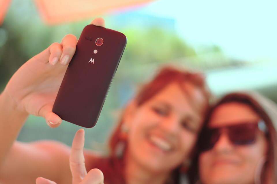 selfie-narcisismo