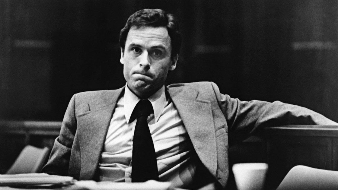 Ted Bundy uno de los monstruos del siglo XX