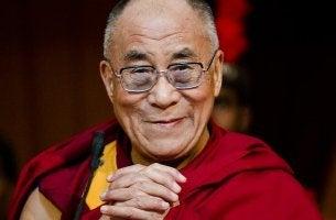 Dalai Lama, uno de los líderes espirituales