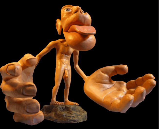 Figura del homúnculo de Penfield