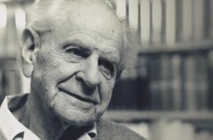 Foto de Karl Popper como cabecera de las mejores frases de Karl Popper