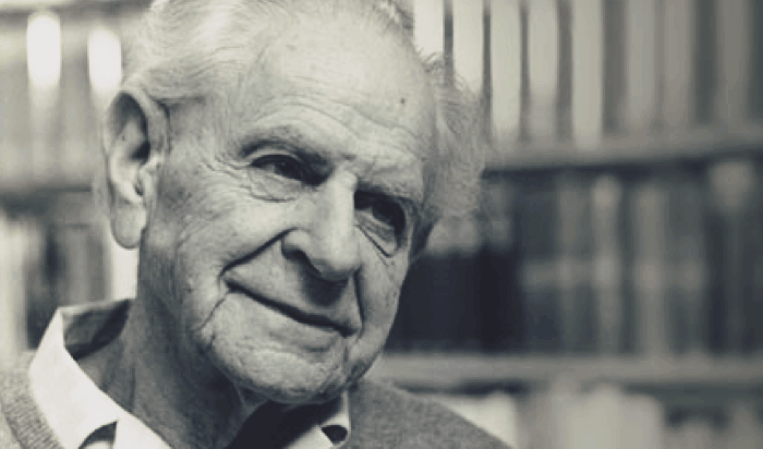 Las 7 mejores frases de Karl Popper