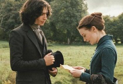 Madame Bovary con uno de sus amantes