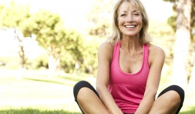 Los 5 encantos de la menopausia