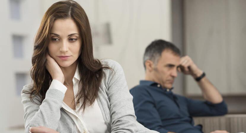 matrimonio evidenciado tensiones en pareja