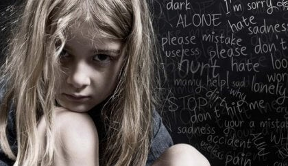El maltrato verbal en la niñez deja huella