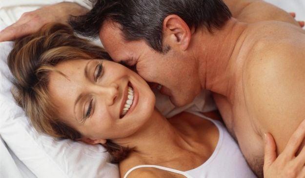 el sexo durante la menopausia
