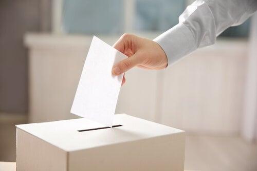 ¿Qué factores influyen en nuestro voto político?
