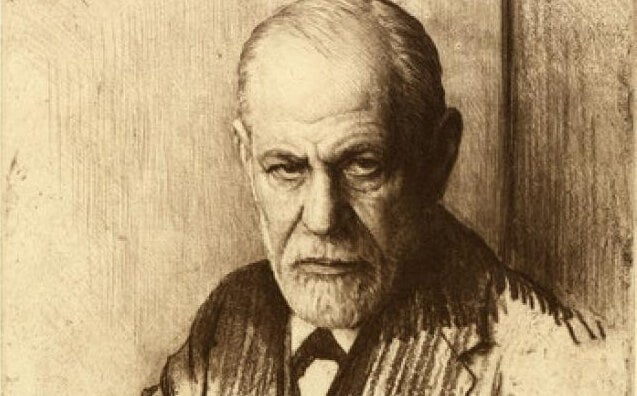 Sigmund Freud y books on psychoanalysis