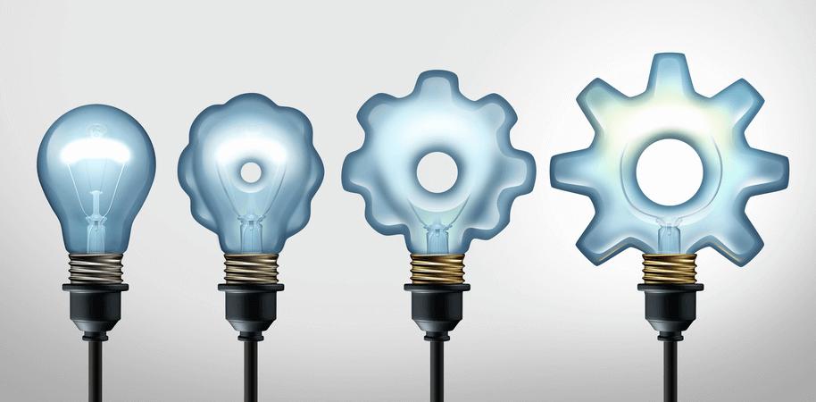 Varios tipos de bombillas