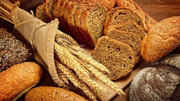 alimentos con gluten que afectan a la salud cerebral