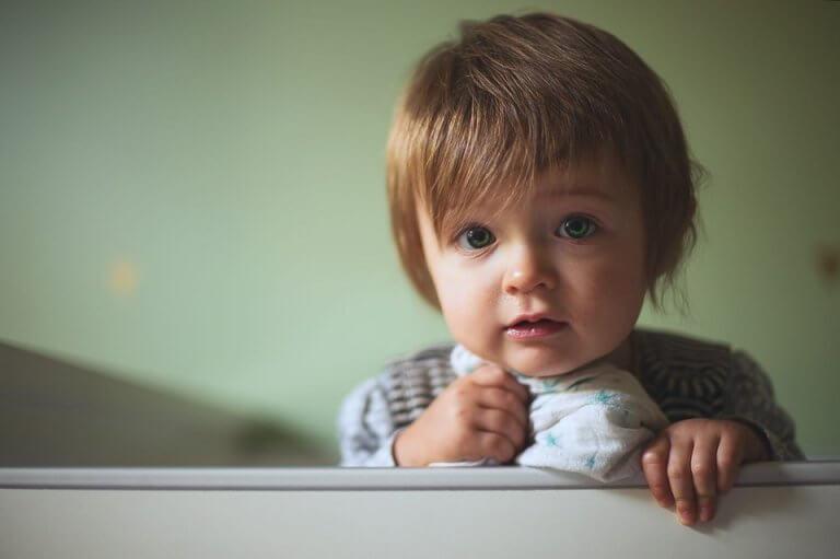 ¿Cómo es la evolución del bebé de 9 meses?