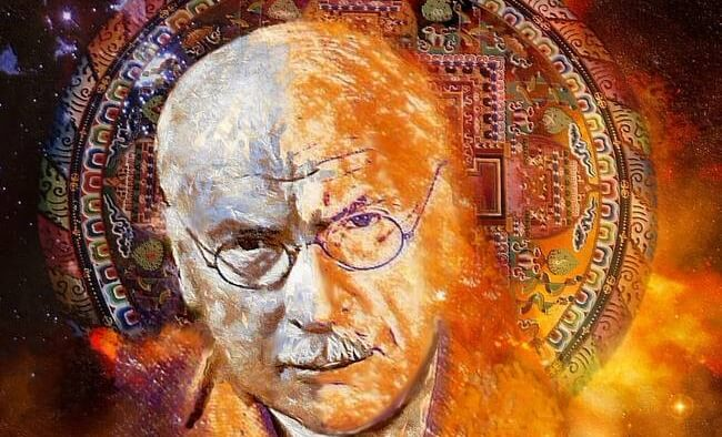 imagen simbolizando el inconsciente colectivo de Carl Jung