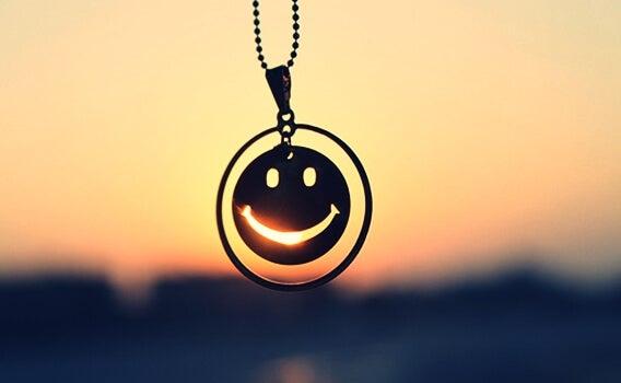Colgante de una sonrisa