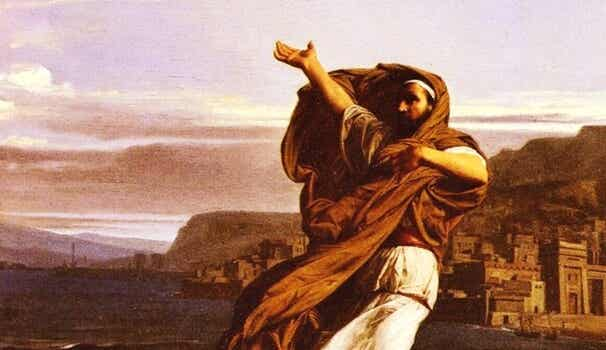 Demóstenes, el gran orador tartamudo