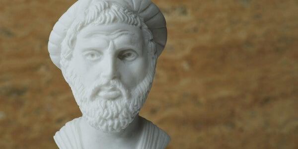 Estatua de Pitágoras