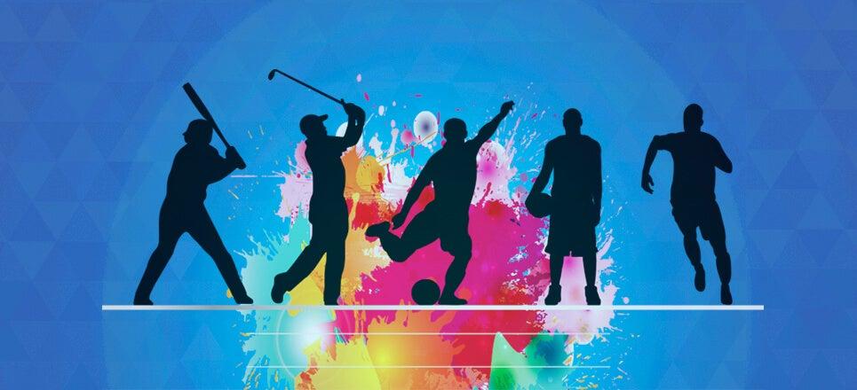 figuras representando la psicología deportiva