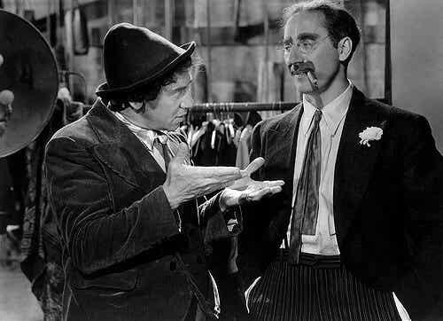 5 mejores frases de Groucho Marx