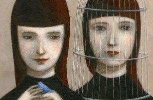 hermanas que viven en familias narcisistas