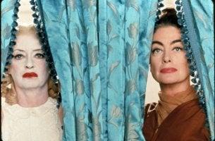 Hermanas de la película Baby Jane