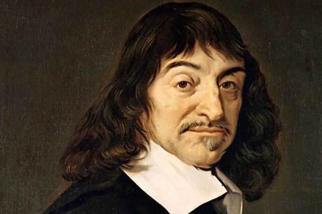 Ilustración de Descartes