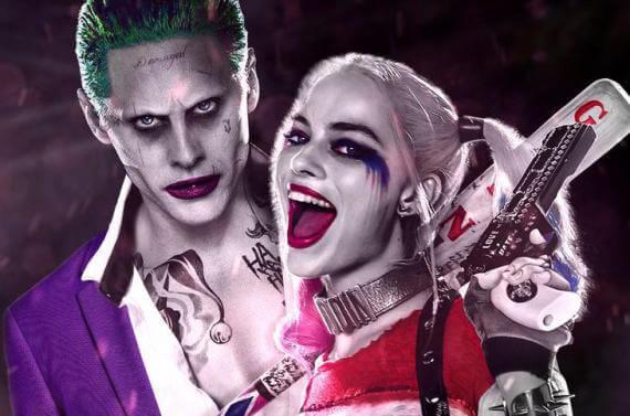 Joker y Harley Quinn, una relación tóxica