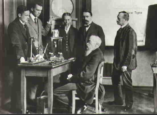 Laboratorio de Wilhem Wundt