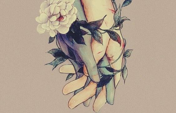 manos entreladazadas representando que lo estás haciendo bien