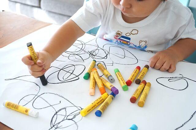 El dibujo infantil y sus etapas