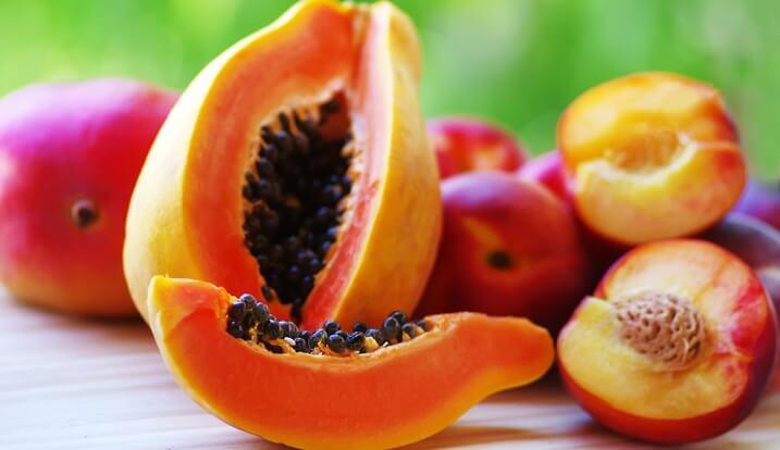 papaya para el estrés y gastritis