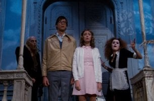 Personajes del musical The Rocky Horror Picture Show