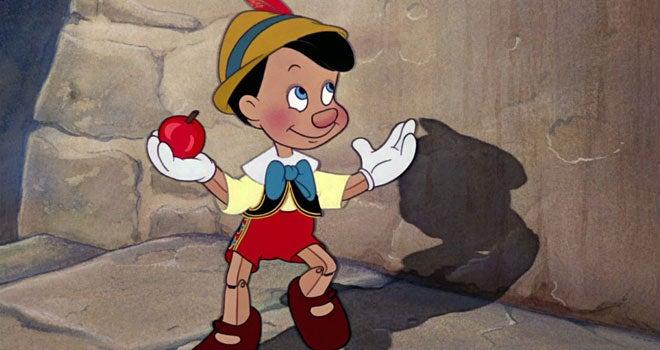 Pinocho, la importancia de la educación