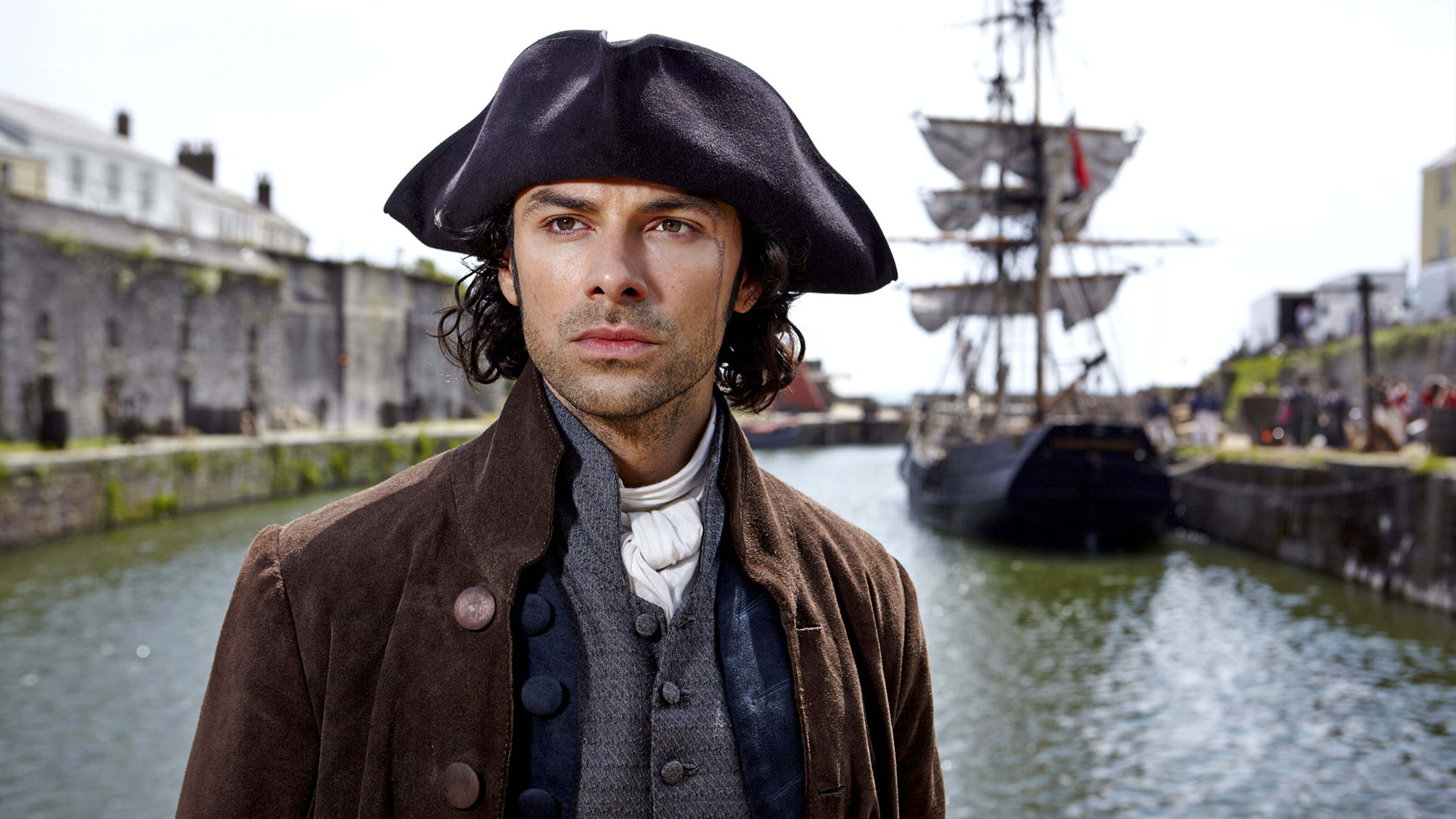 Ross Poldark: Narcissism in TV and movies