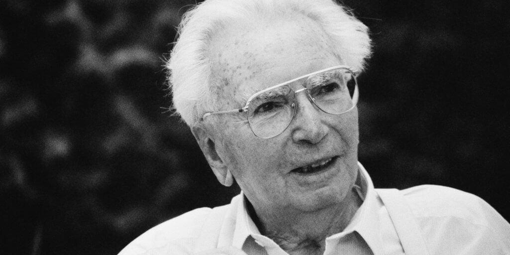 Viktor Frankl como autor representativo de las potencialidades del ser humano