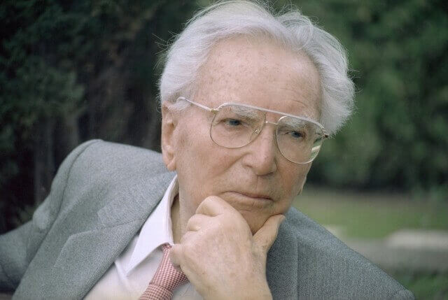 Viktor Frankl creador de la logoterapia