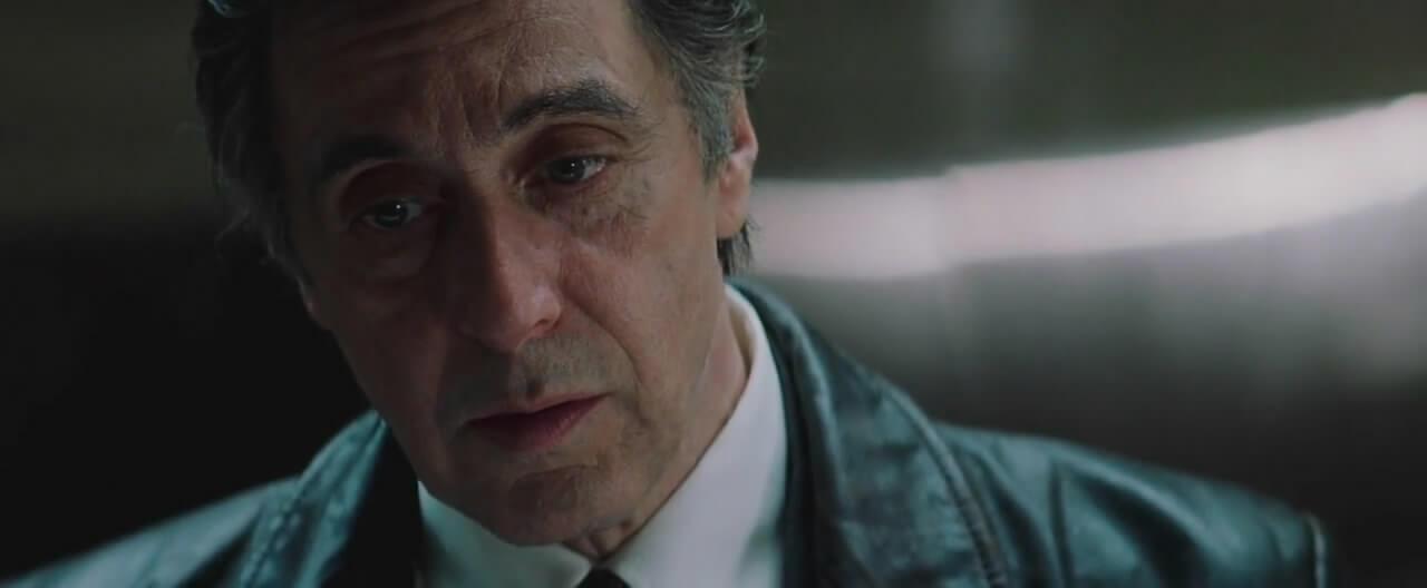 Al Pacino en la película Insomnio