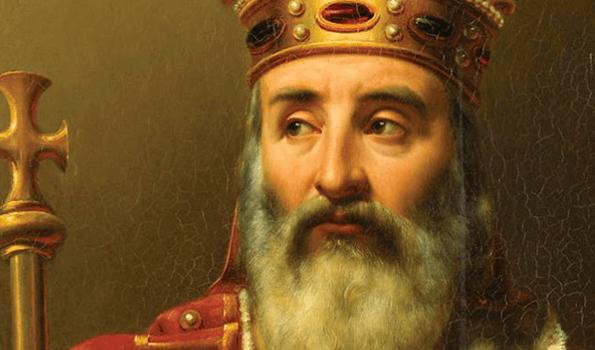 La leyenda de Carlomagno, una historia que descifra el amor