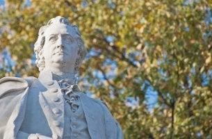 Estatua de Goethe