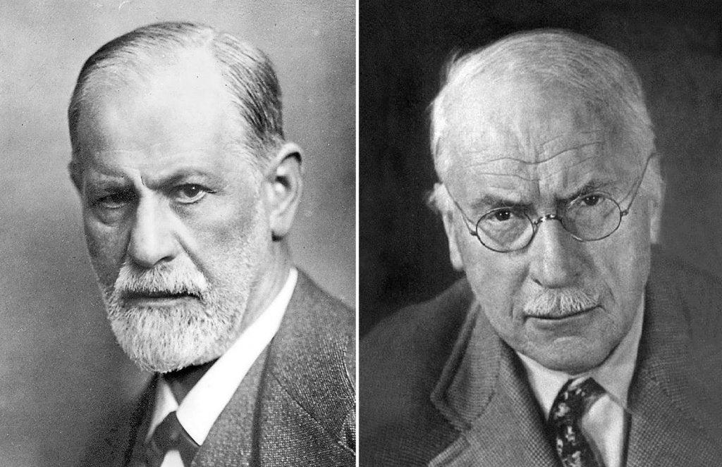 10 diferencias entre Freud y Jung