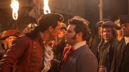 Gaston con Le Fou