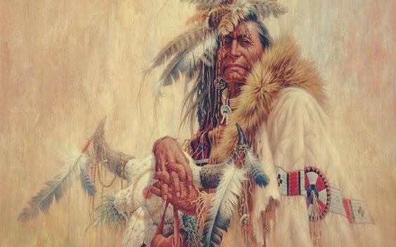 """Wetiko, el """"virus"""" del egoísmo según los nativos americanos"""