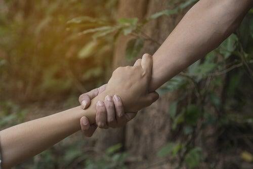 Pedir ayuda no es sinónimo de debilidad