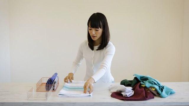 Aprender el método Marie Kondo