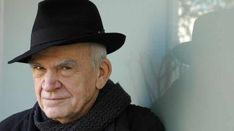 10 inolvidables frases de Milan Kundera