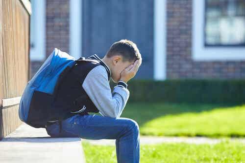¿Qué tiene que ver el rechazo a la escuela con la ansiedad escolar?