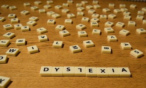 Palabra dislexia