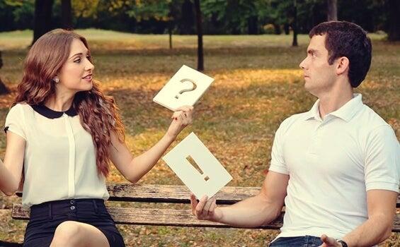 5 errores de comunicación en la pareja