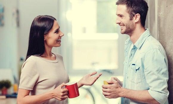 ¿Qué le sucede a tu cerebro cuando participas en una conversación positiva?